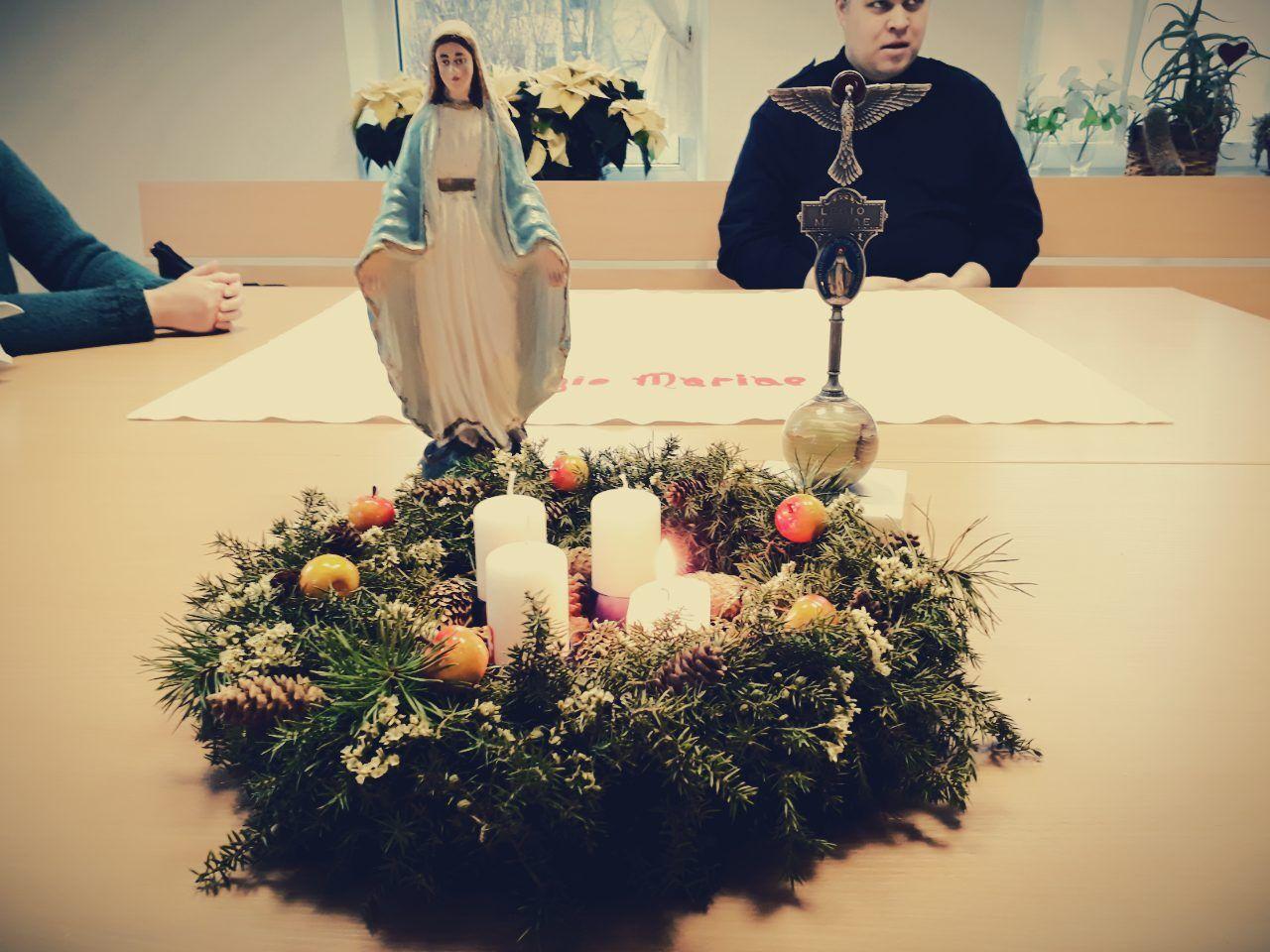 Marijos Legiono šventė