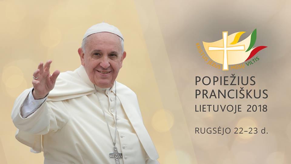 Popiežiaus Pranciškaus vizito Lietuvoje programa