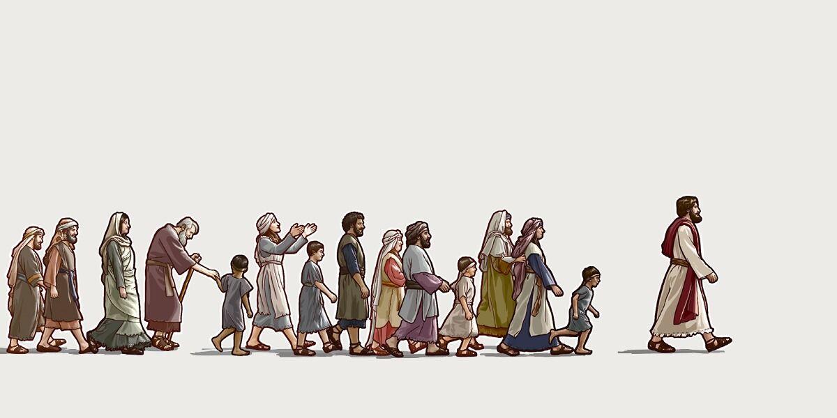 Sekti mūsų Mokytoju ir Viešpačiu