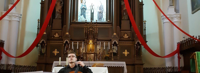 Violončelė solo (koncertas).