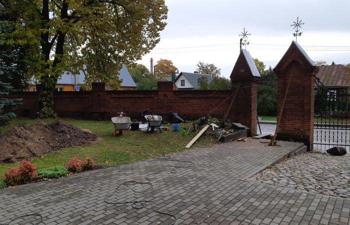 Tvoros restauravimas