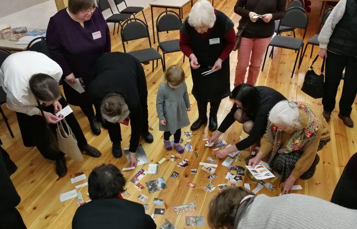 Anykščių parapijos bendruomenių susitikimas
