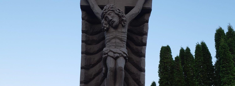 Atnaujintas mons. A. Talačkos kapas ir paminklas